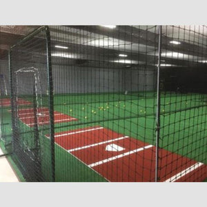 6' x 12' Clay Baseball Batting Mat