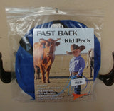 Fast Back Kid Rope Pack