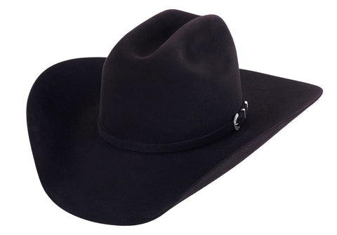 10x Black Cherry American Hat Co Cowboy Hat