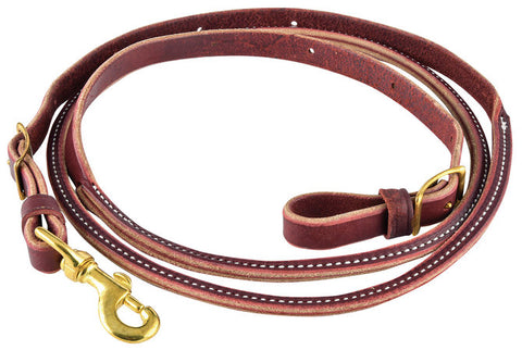 Berlin Latigo Round Center Roper Reins