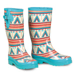 "Women's ""Dakota"" Southwest Design Rain Boot"