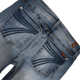 7 For All Mankind DOJO Luxe Vintage Dalt Jeans