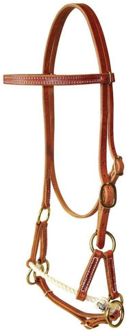 Single Rope Side Pull Bridle