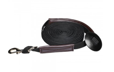 Epic Animal Cotton Web Lunge Line - 27'
