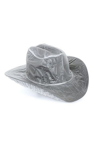 Hat Protector- Clear Vinyl