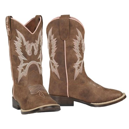 Blazin Roxx Girl's KRISTINA Youth Cowgirl Boot