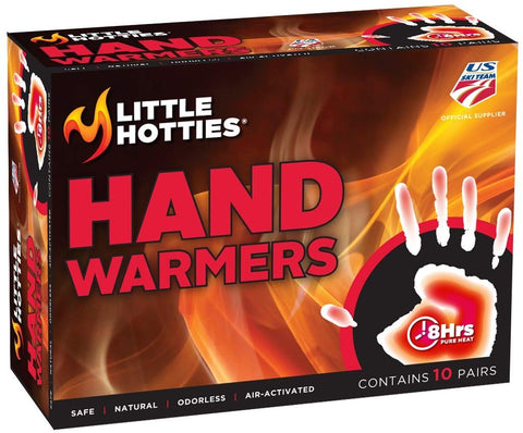 Little Hotties- Hand & Toe Warmers