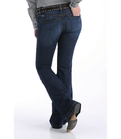Women's Lynden Slim Fit Trouser Jean by Cinch