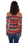 Women's Scully Honey Creek Serape Blouse