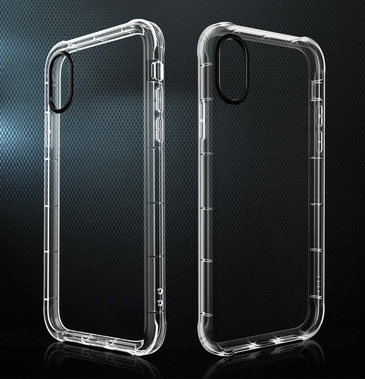 3D Embossed Protective Air Cushion Case