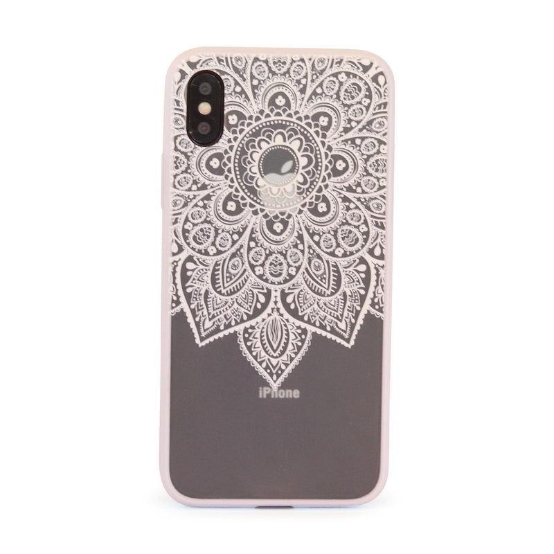 White Vintage Doily // Mobile Phone Case for iPhone