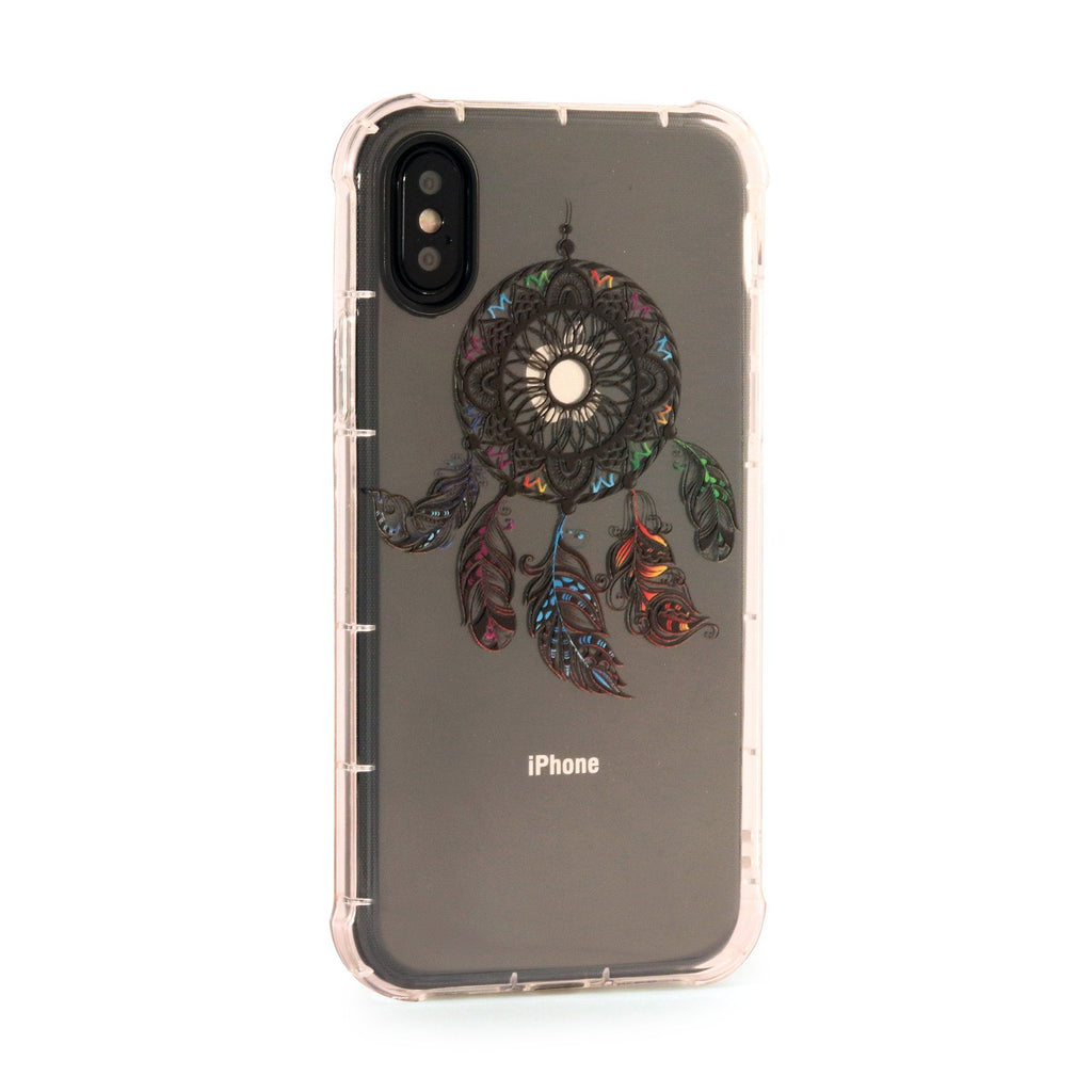Dreamcatcher - 3D Embossed Protective Air Cushion Case // Protective Mobile Phone Case for iPhone & Samsung