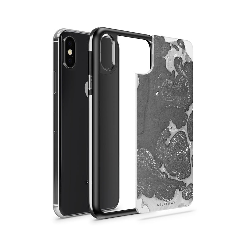 ASPHALT - SLATE STRONG INTERCHANGEABLE IPHONE CASE