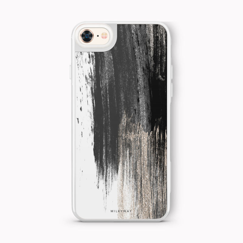 GOLD SWIPE - SLATE STRONG INTERCHANGEABLE IPHONE CASE