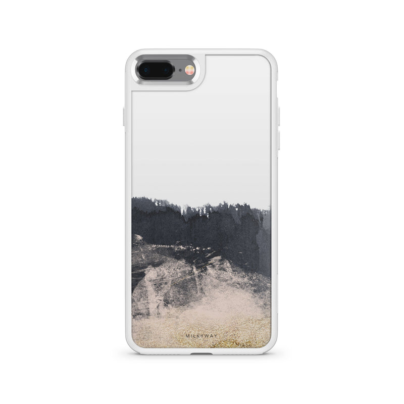 CHALK OMBRE - SLATE STRONG INTERCHANGEABLE IPHONE CASE