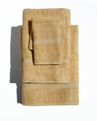 SAVARI ALMOND SHELL TOWEL BUNDLE