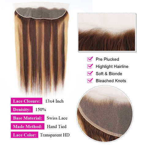 Peruvian Curly Hair 2 Bundles with 360 Lace Frontal Closure - Urfirst Hair