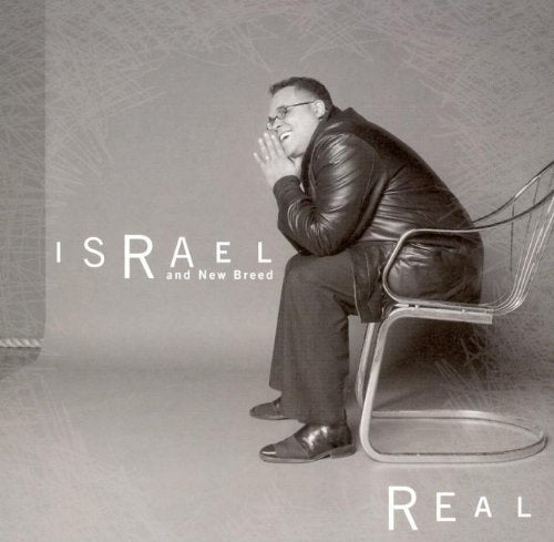 Israel & New Breed Real CD
