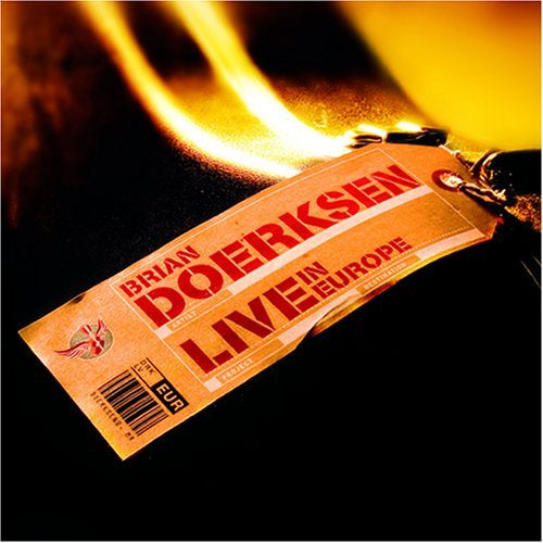 Brian Doerksen Live In Europe CD