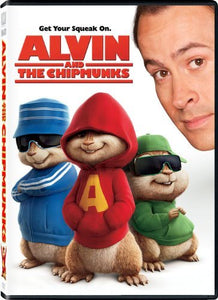 Alvin & Chipmunks Get Yor Squeak On DVD