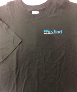 T-Shirt Wits End Forest Green
