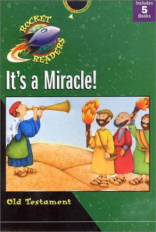 Rocket Readers It's a Miracle Old Testament