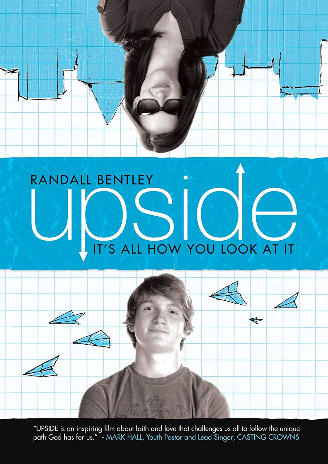 Upside It's All How You Look At It DVD