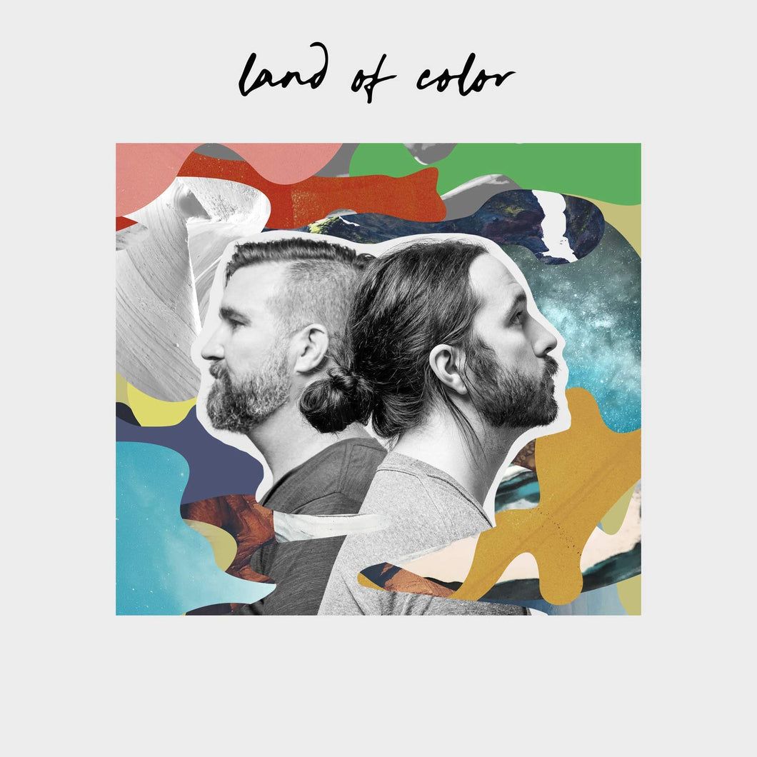 Land of Color EP CD
