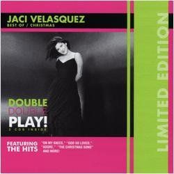 Jaci Velasquez x2 On My Knees/Christmas 2CD
