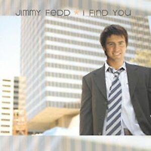 Jimmy Fedd I Find You CD