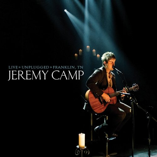 Jeremy Camp Live Unplugged Deluxe CD/DVD