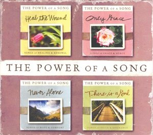 Various Power of a Song Bundle Pack Collection 4CD