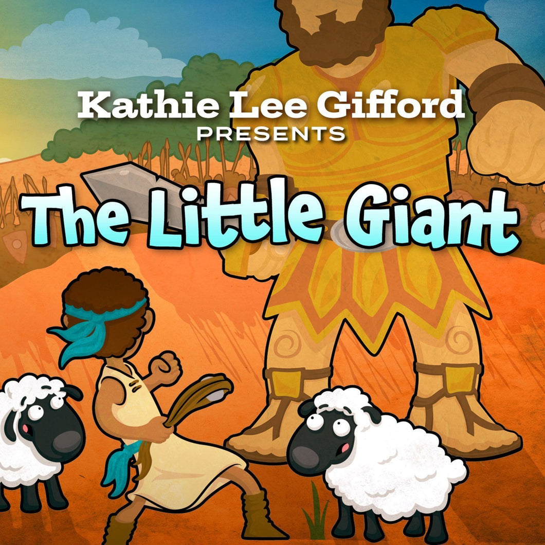 Kathie Lee Gifford Little Giant CD