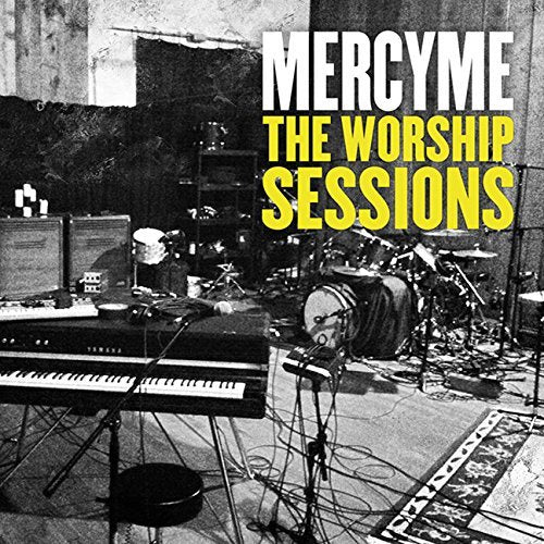 MercyMe Worship Sessions CD