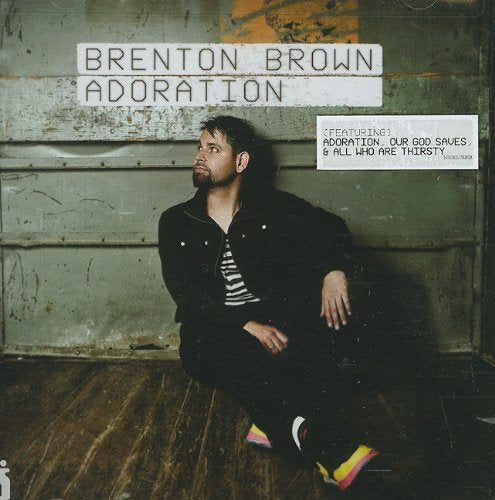 Brenton Brown Adoration CD