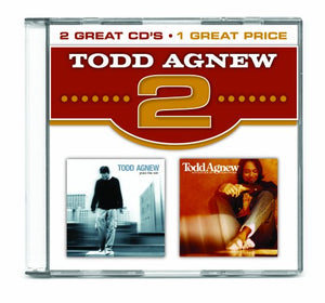 Todd Agnew x2 Grace Like Rain/Reflections of Something 2CD