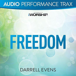 Darrell Evans Freedom (Accompaniment Tracks) CD
