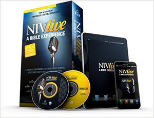 NIV Live A Bible Experience 80CD