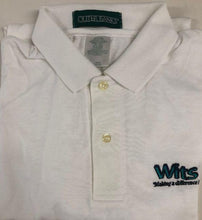 Polo Shirt Wits End White