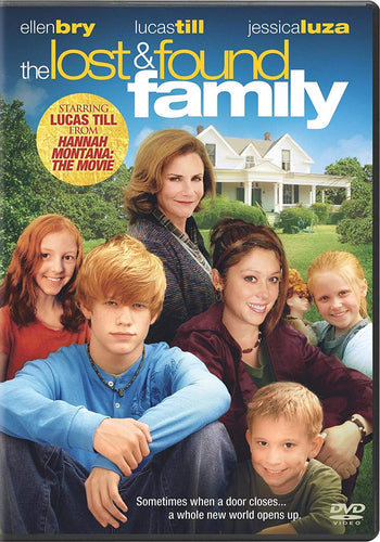 Lost & Found Family DVD