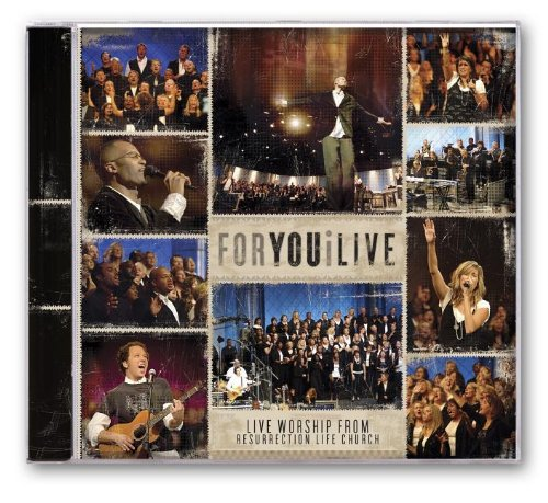 Resurrection Church For You I Live CD