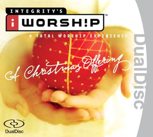iWorship Christmas DualDisc CD/DVD
