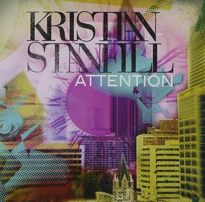 Kristian Stanfill Attention CD