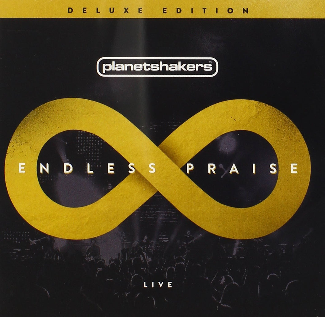 Planetshakers Endless Praise Deluxe Edition CD/DVD