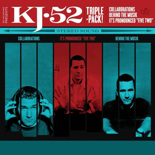 KJ-52 Triple Pack 3CD