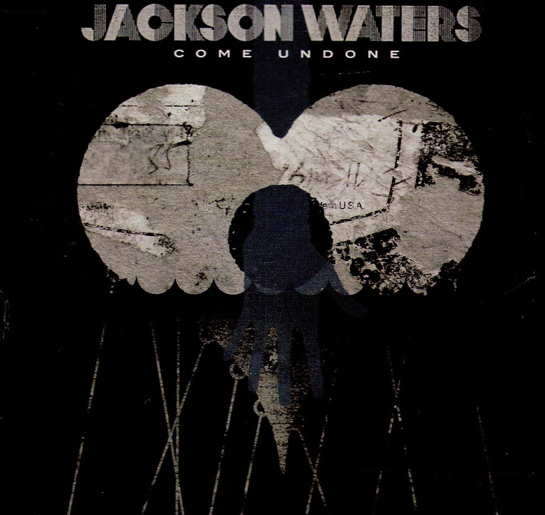 Jackson Waters Come Undone CD