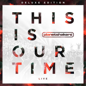 Planetshakers This Is Our Time DE CD / DVD
