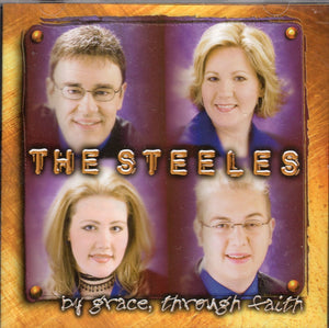 Steeles By Grace Through Faith CD