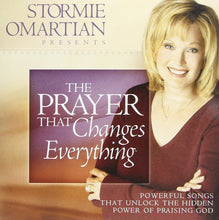Stormie Omartian Presents : The Prayer That Changes Everything CD