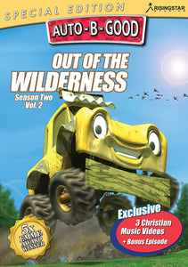 Auto-B-Good Out of the Wilderness DVD